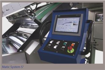 Система Matic S3